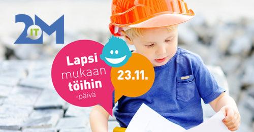 Lapsi mukaan töihin1