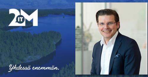 Asiakkuusjohtaja Markkanen Mikael_052019