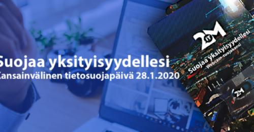 2MIT kansainvälinen tietosuojapäivä 20200128