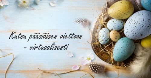 Kutsu pääsiäiselle